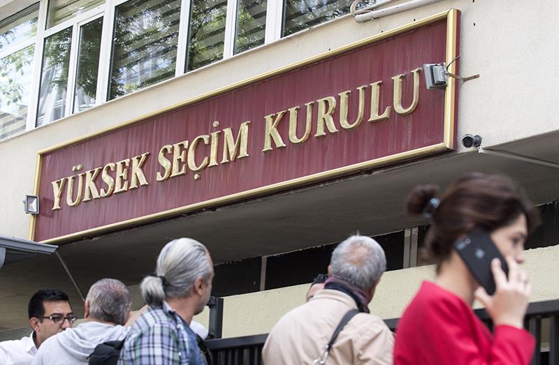 YSK, yerel seçim takvimini açıkladı: 1 Ocak'ta başlıyor