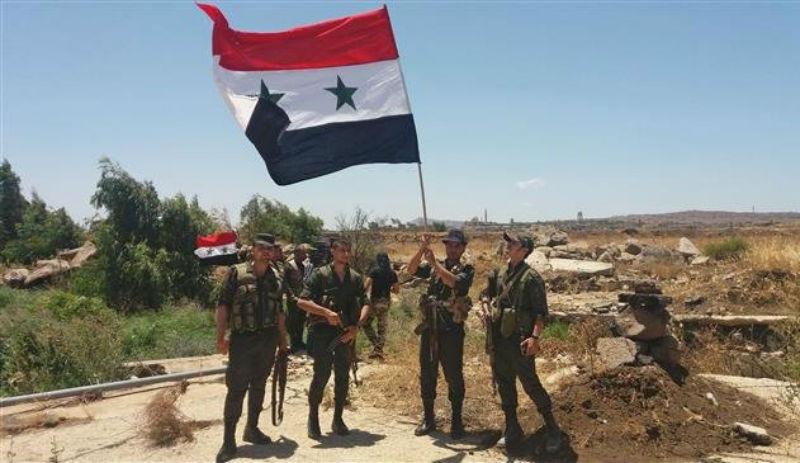 Rusya, Suriye'nin Mınbiç'e girdiğini doğruladı
