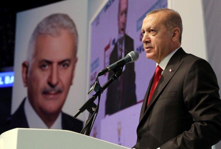 AK Parti'nin İstanbul Büyükşehir Adayı Binali Yıldırım