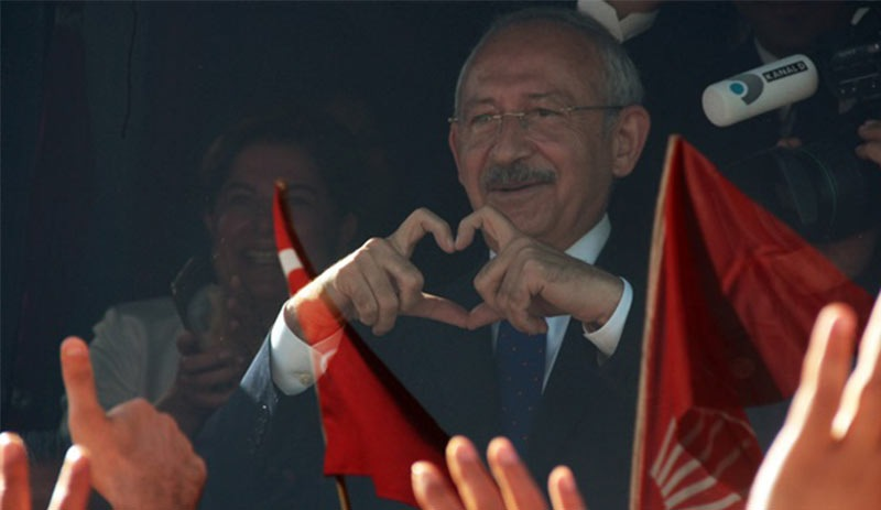 CHP tüm seçmenlere 'seni seviyorum' diyecek