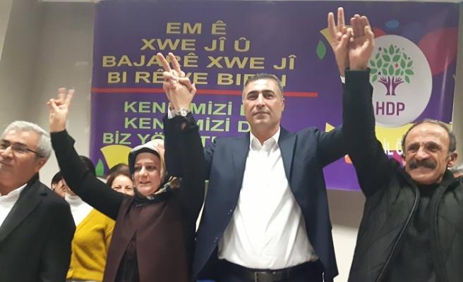 Ön seçime giden HDP'nin 19 merkezdeki adayları belli oldu