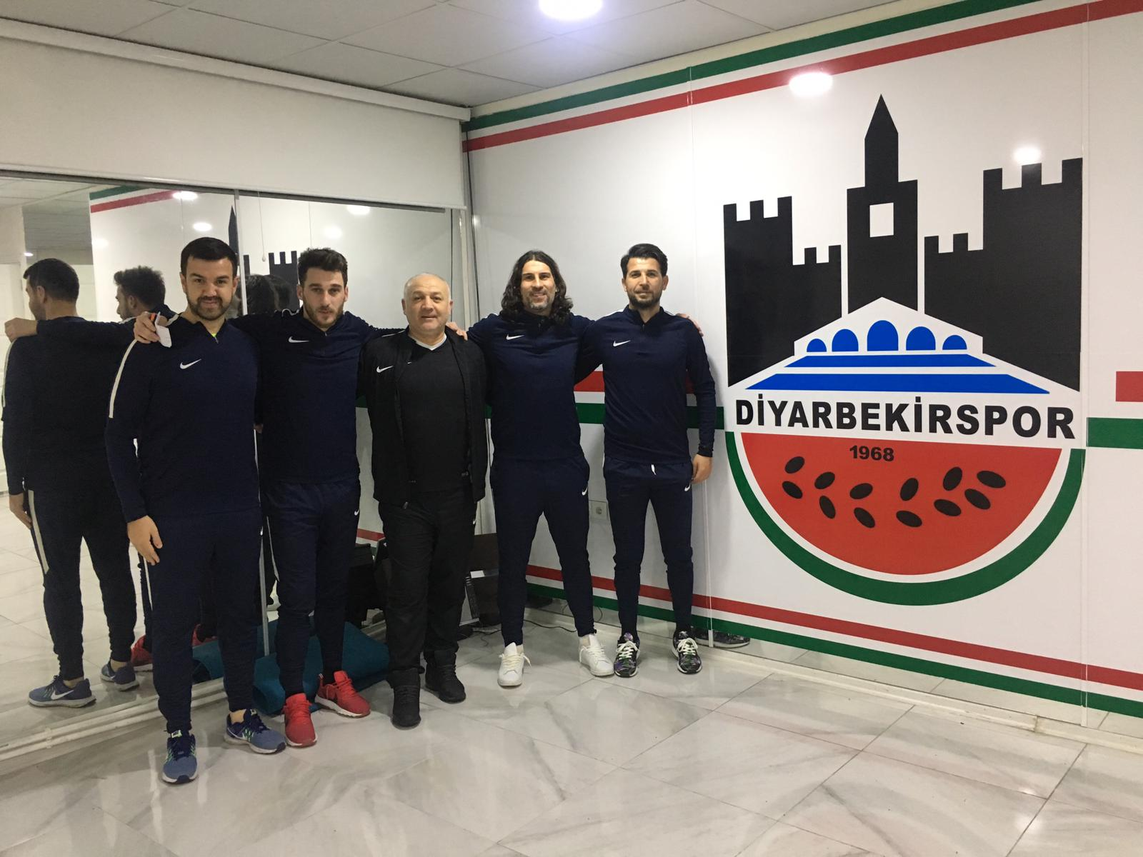 Diyarbekirspor'a Yılbaşı İzni