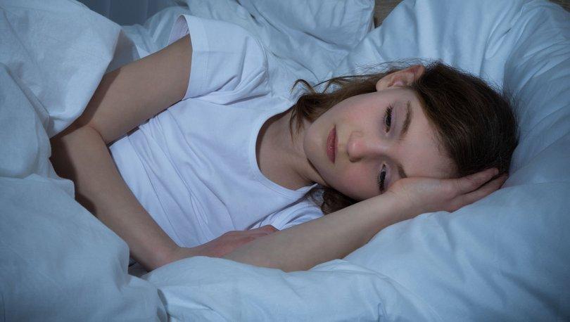Uykusuz çocuk obezite riski altında