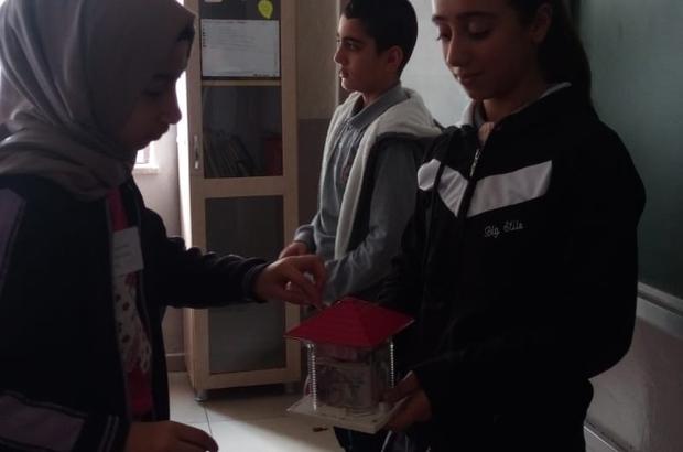 Öğrenci harçlıkları Yemen'e