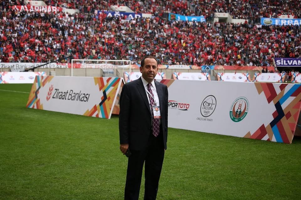 Gençlik Spor İl Müdürü Demir'le devam