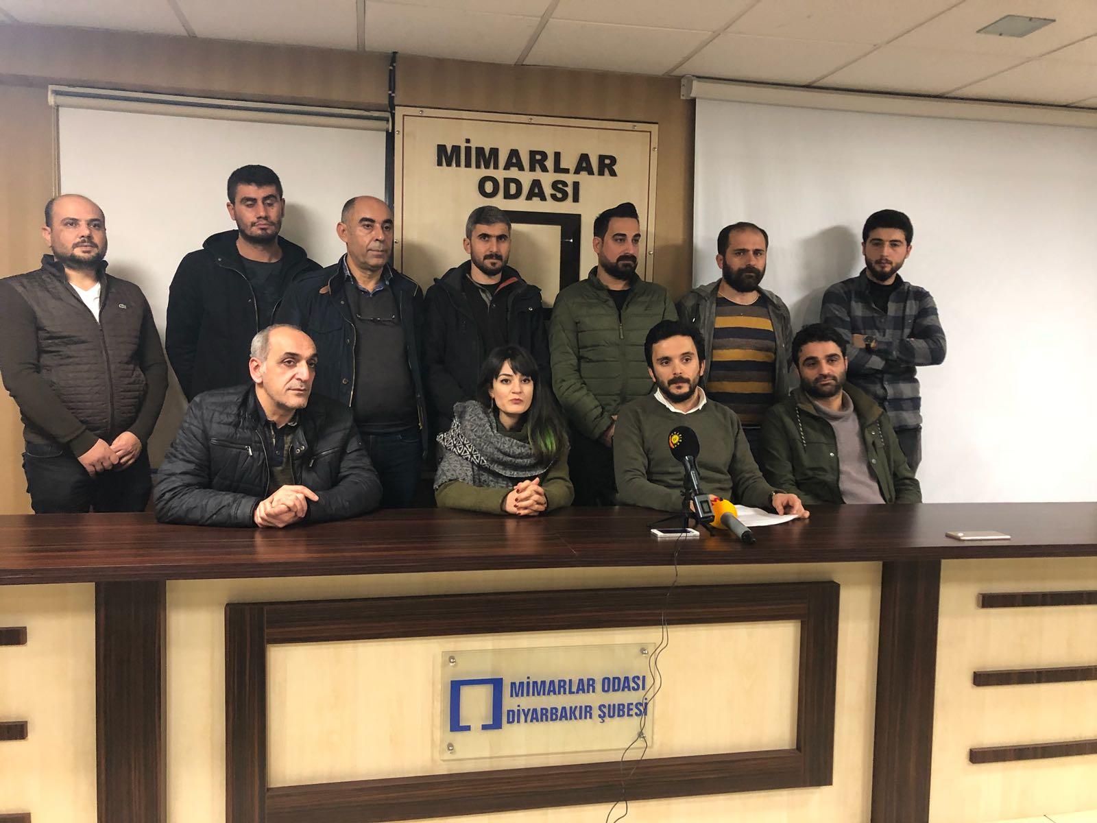 Sur Belediyesinin arsa satışına STK'lardan tepki