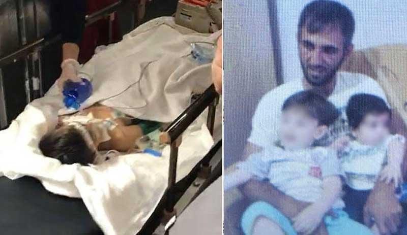 Babasından şiddet gören çocuk hayatını kaybetti