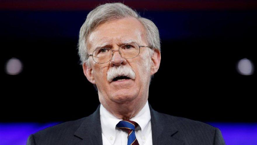 SON DAKİKA: Trump'ın danışmanı Bolton'dan Suriye açıklaması
