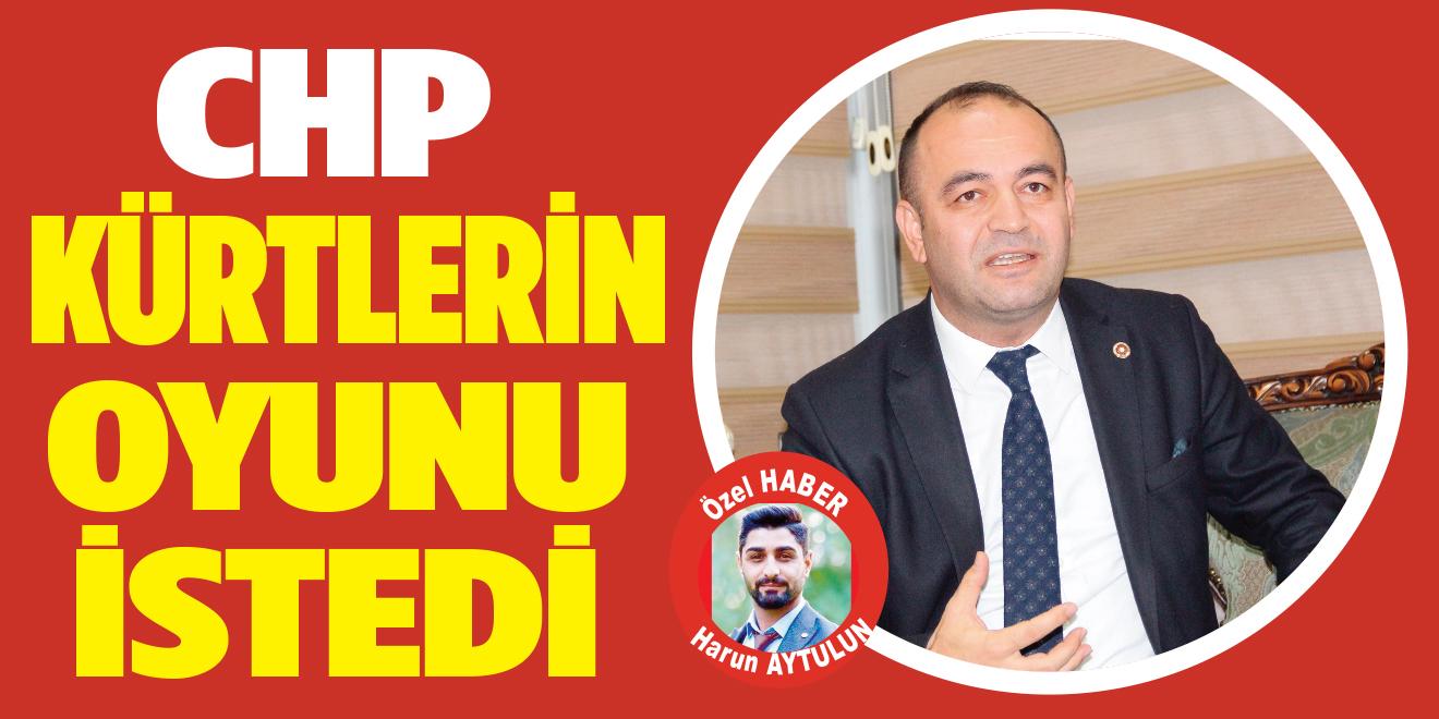 CHP'li vekil Karabat: İmamoğlu'nun selamını getirdim