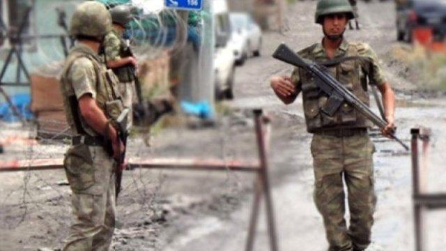 """Şırnak'ta """"Geçici Özel Güvenlik Bölgesi"""""""