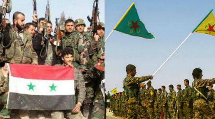 Suriye: Kürtlerle yeniden temas kurduk