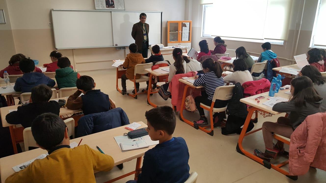 Bilnet sınavlarına yoğun ilgi