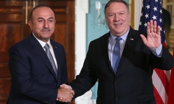 ABD Dışişleri'nden Pompeo-Çavuşoğlu görüşmesi açıklaması