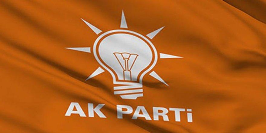 AK Partinin Diyarbakır'daki 7 İlçe Başkanı belli oldu