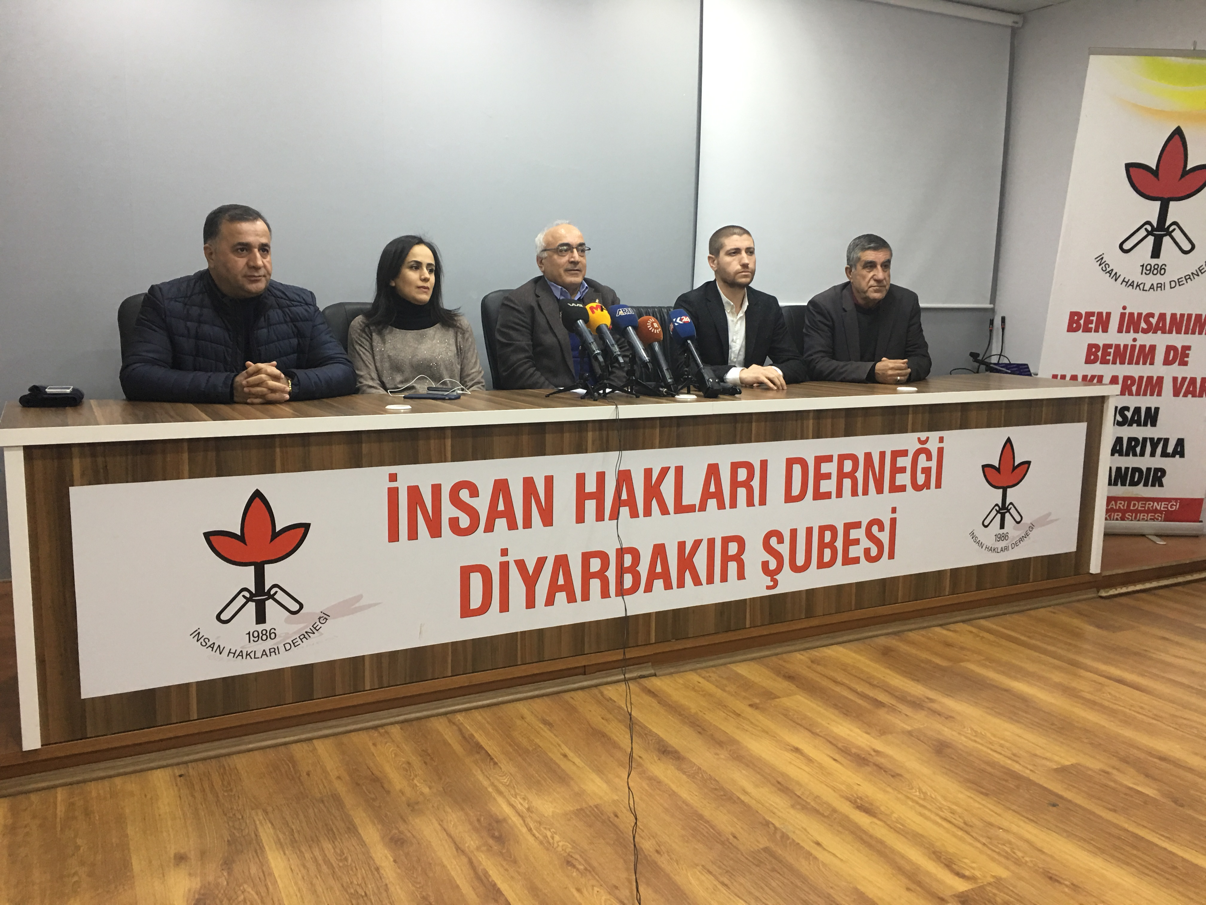 VİDEO- İHD, Leyla Güven'in durumuna ilişkin Adalet Bakanı ile görüştü