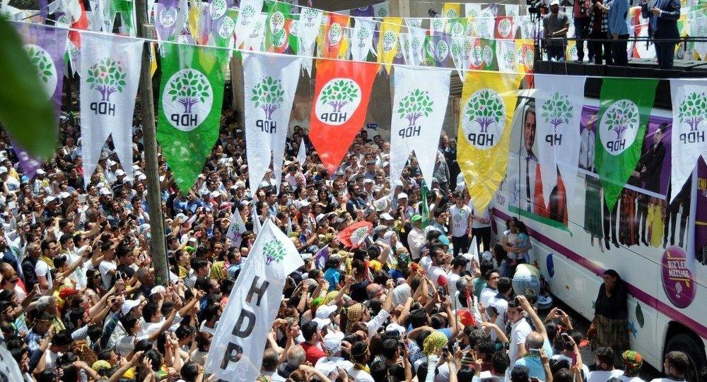 HDP'nin Diyarbakır mitingine ilişkin valilik kararını açıkladı