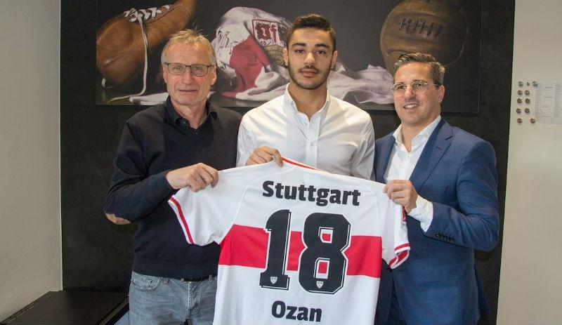 Derikli Ozan'dan büyük başarı: Almanya'ya transfer oldu
