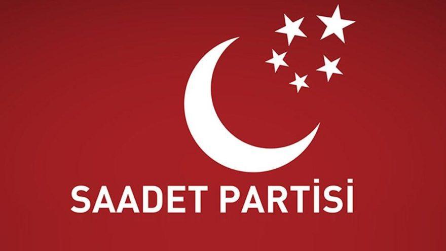 Saadet Partisi 67 ilde adayını açıkladı, Diyarbakır yok