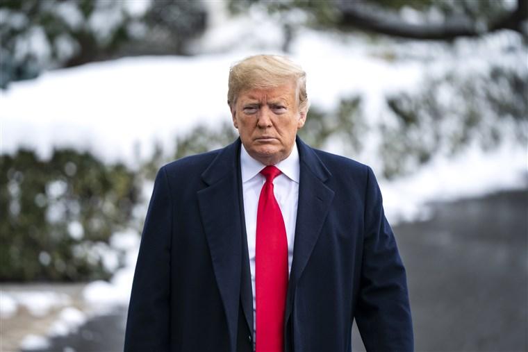 ABD Başkanı Trump'tan yine sert açıklama