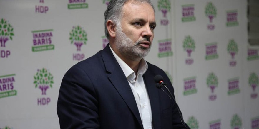 HDP'li Bilgen: Oy verin Ayhan Bilgen'den kurtulun