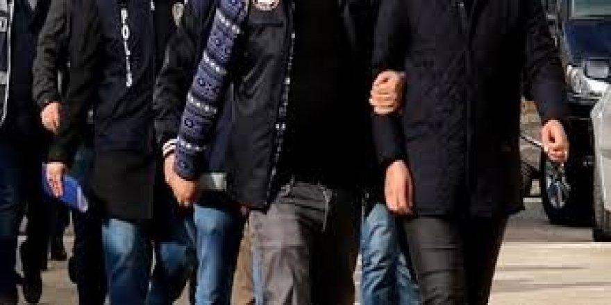 Mardin'de  4 muhtar gözaltında
