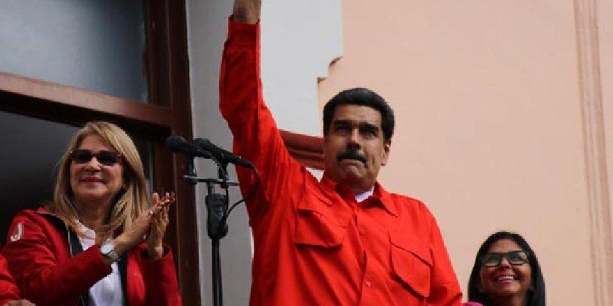 Maduro ABD'ye 72 saat süre verdi!