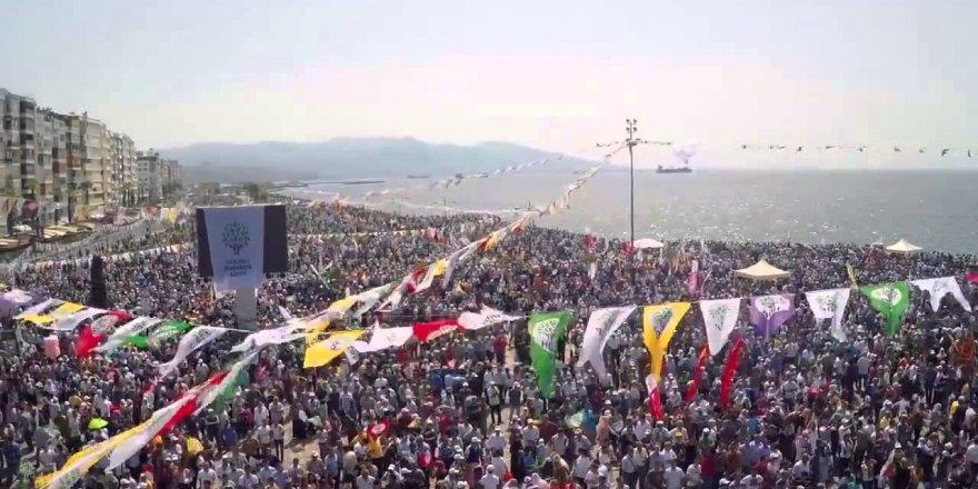 HDP'den İzmir açıklaması