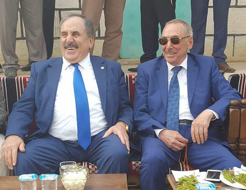 Sait Ensarioğlu son yolculuğuna uğurlandı