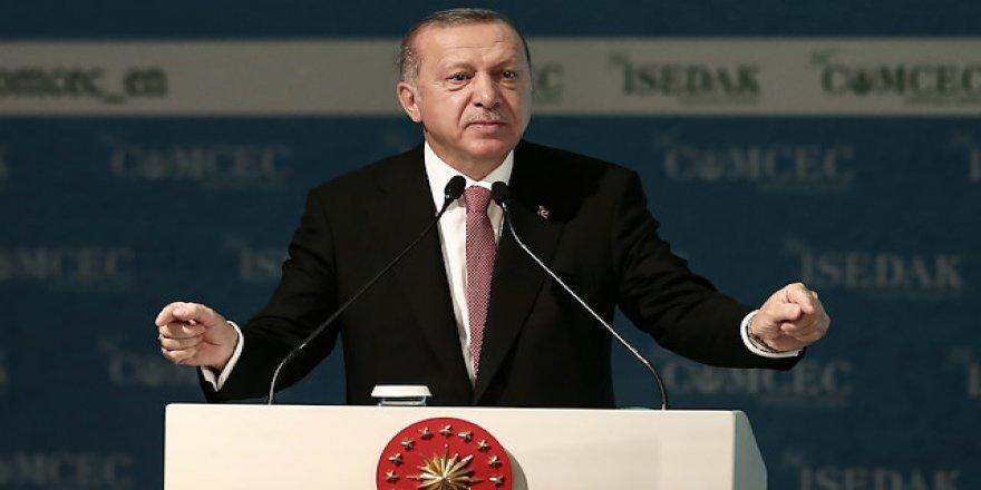 Erdoğan: Yerlerinde onları yok edeceğiz