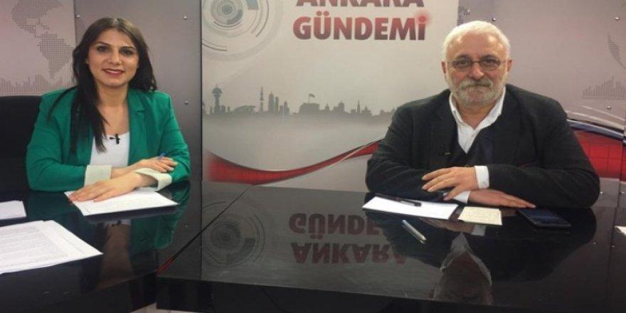 """""""AKP'ye destek veren Akşener'dir"""""""