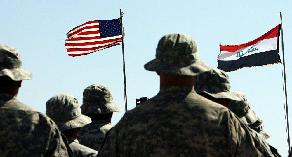 ABD Üssüne saldırı girişimi