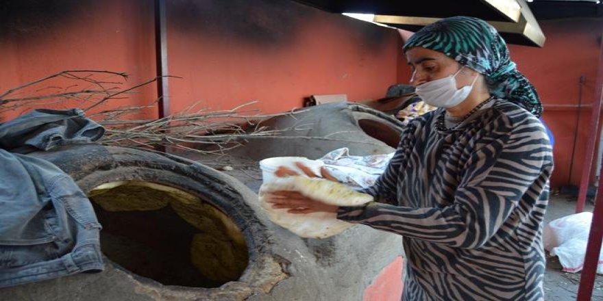 Tandır ekmeğinden engellilere gelir
