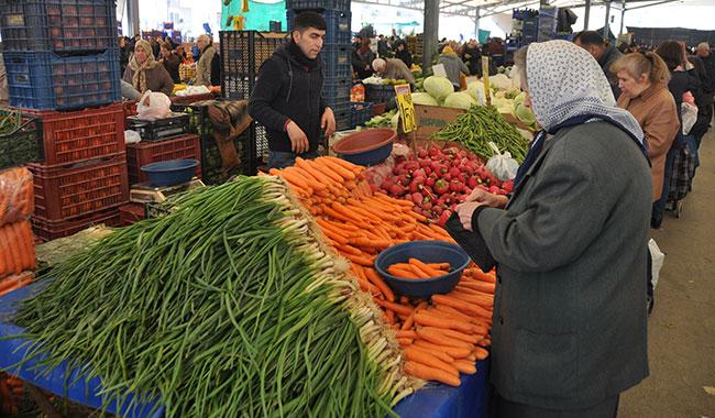 Gıdadaki enflasyon rakamları açıklandı: Yüzde 30 artış