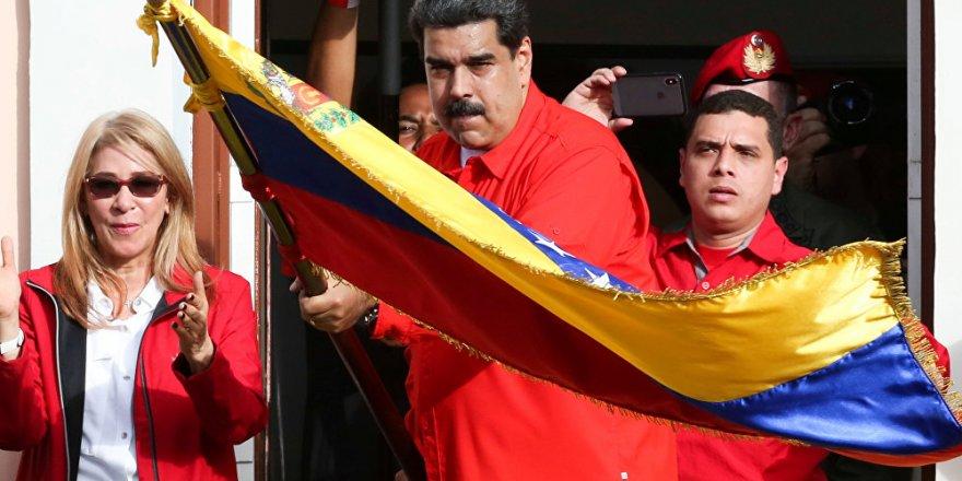 Maduro'dan Trump'a: Yeni Vietnam'ı yaşarsınız!