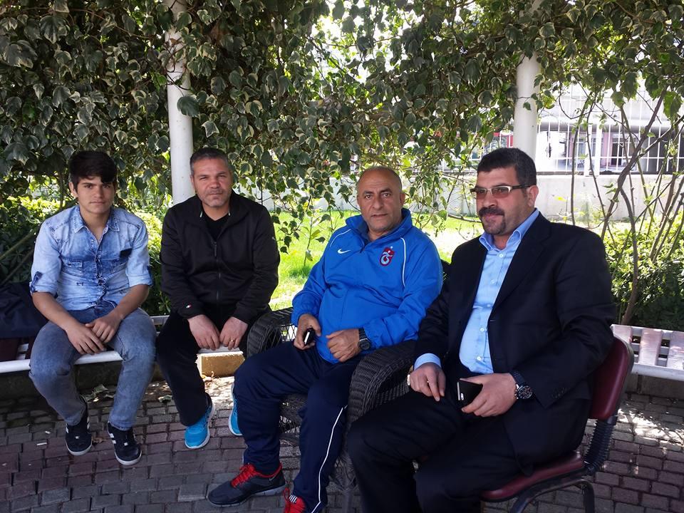 Trabzonspor'da Bir Diyarbakırlı