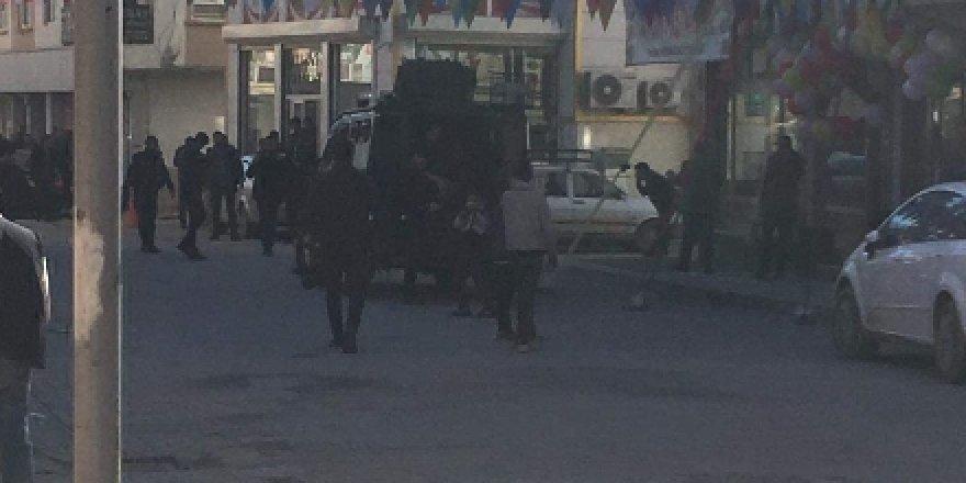 HDP'li belediye başkan adayına gözaltı