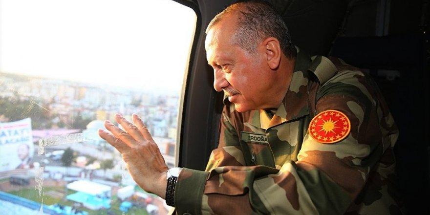 Cumhurbaşkanı Erdoğan: Süre uzun, yeniden çalışın