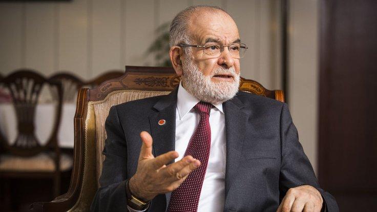 Karamollaoğlu, Gül'ün parti kuracağına ilişkin iddialar hakkında konuştu
