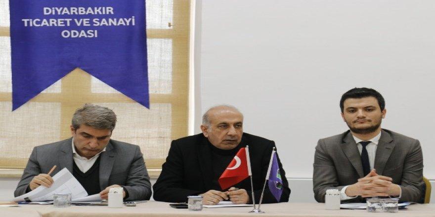 DTSO Başkanı Kaya: Habur sınır kapısındaki sorunların çözülmesi için adımlar attık