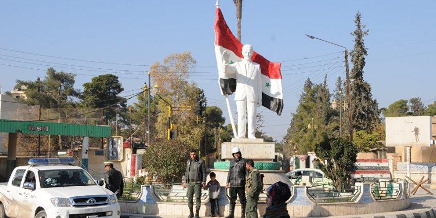 Rus elçi: Şam ile Kürtlerin Fırat'ın doğusunda çözüm bulmasını umuyoruz