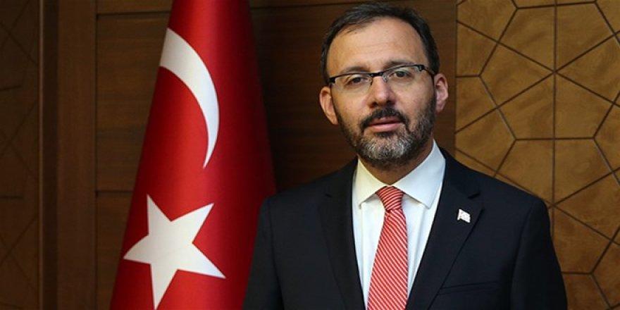 Bakan Kasapoğlu: 3 bin 243 personel alınacak
