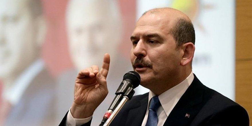 Bakan Soylu'dan HDP'ye: Sizi yürüten adam değildir