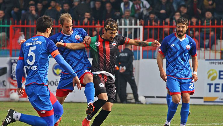 Diyarbekirspor maçı başladı