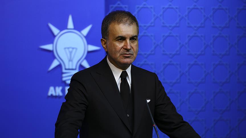 AK Partili Çelik: Bu yaklaşımı asla kabul etmeyiz