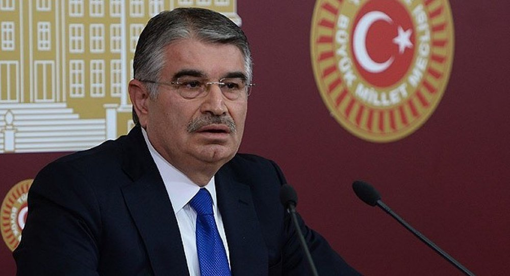 'İYİ Parti'nin Ordu belediye başkan adayı İdris Naim Şahin'