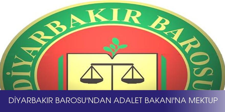 Diyarbakır Barosu'ndan Adalet Bakanına Açlık Grevleri İle İlgili Açık Mektup