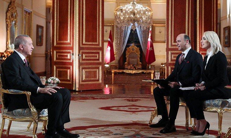 Erdoğan'dan yeni askerlik sistemine ilişkin açıklama