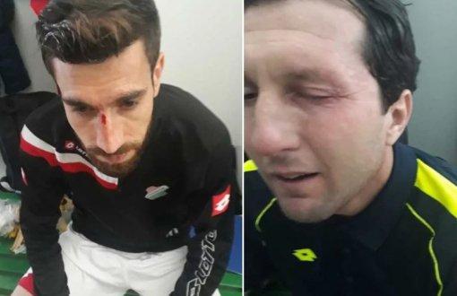 Cizrespor'a Antalya'da Saldırı