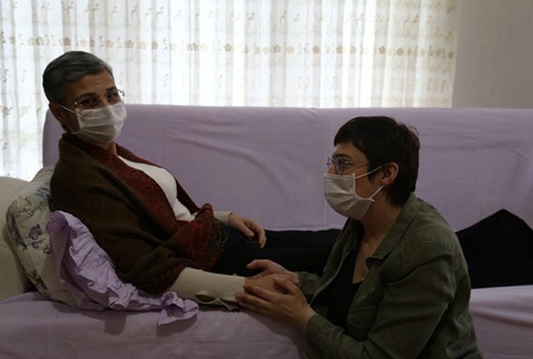 Leyla Güven'in başlattığı açlık grevi eylemi 103'üncü gününde