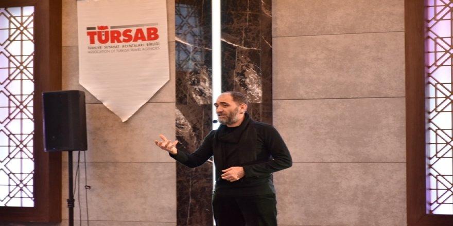 """TÜRSAB'dan """"Akademi Eğitimleri"""" konferansı"""